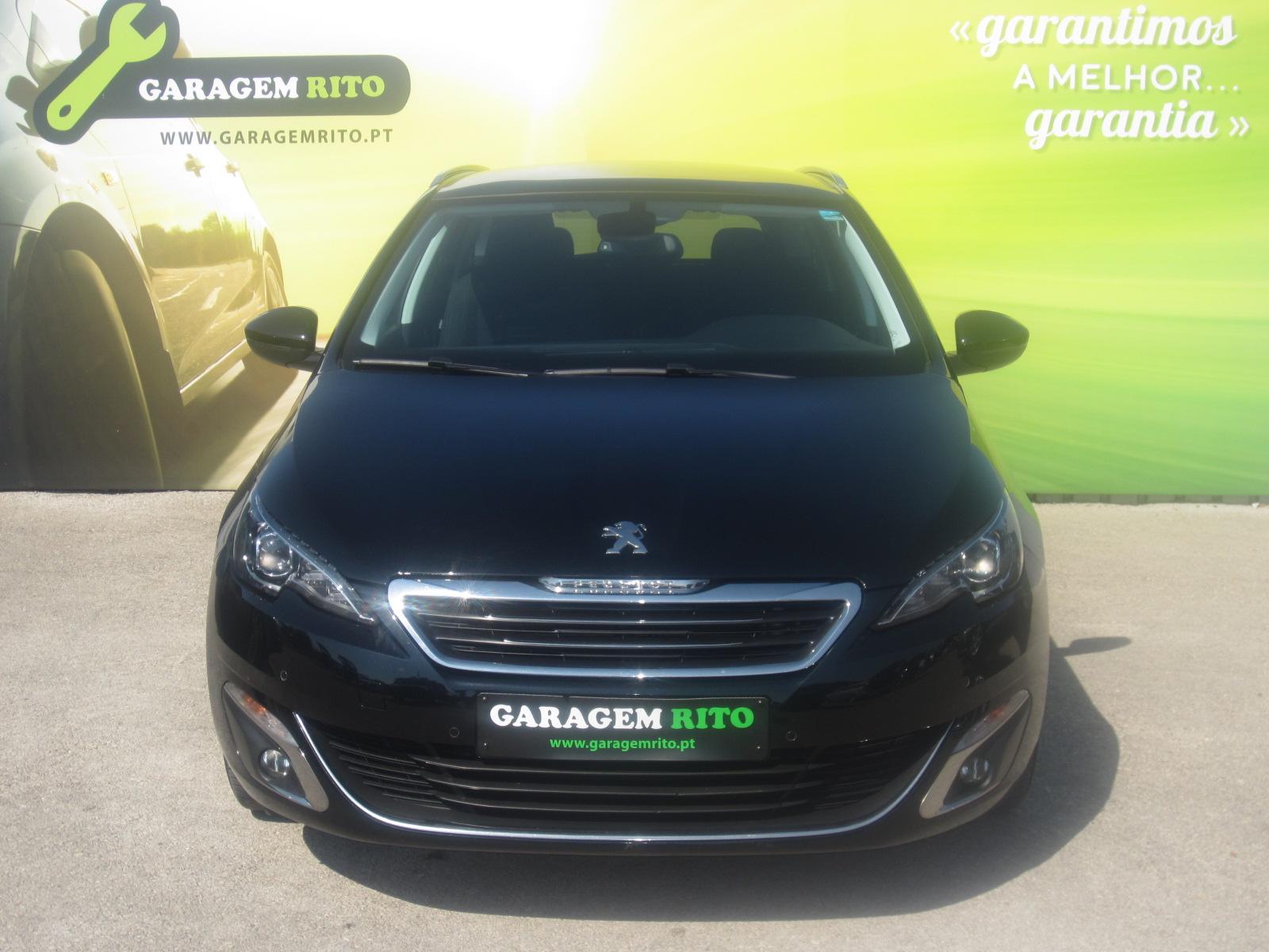 Peugeot 308 sw 1 6 e hdi 116 cv allure m6 gps garagem rito for Garage peugeot portugal
